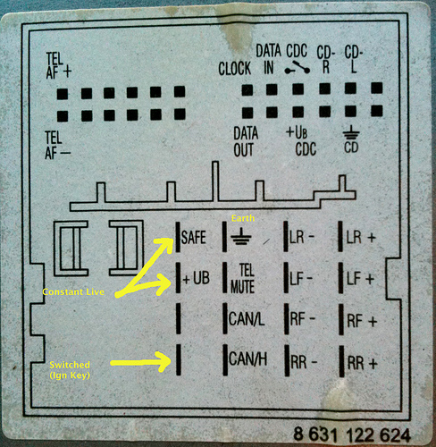car radio wiring diagrams a light switch from an outlet diagram to add receptacle do it iso konektor autoradio