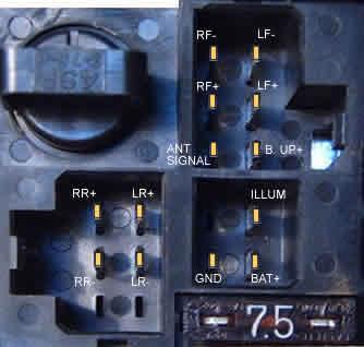 schematic and wiring diagram oil pressure gauge nissan car radio stereo audio autoradio connector wire installation ...