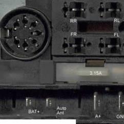 Car Amplifier Wiring Diagram Ecobee Philips Radio Stereo Audio Autoradio Connector Wire Installation Schematic ...