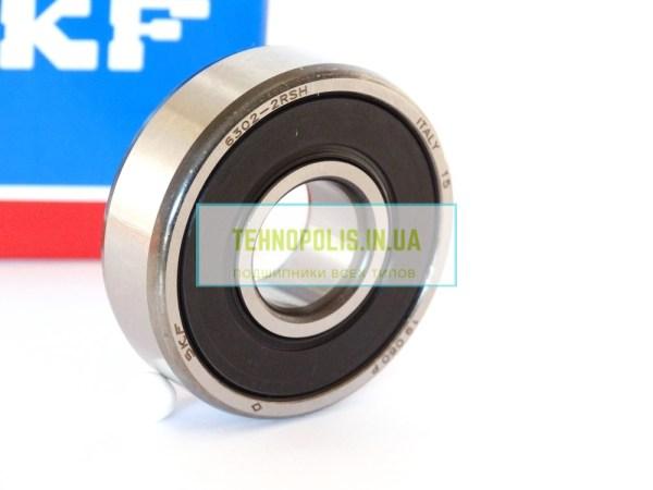 качественный подшипник 6302 2RSH SKF (180302)