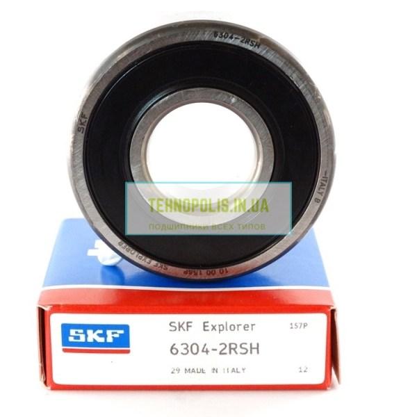 ціна підшипник 6304 2RSH SKF (180304)
