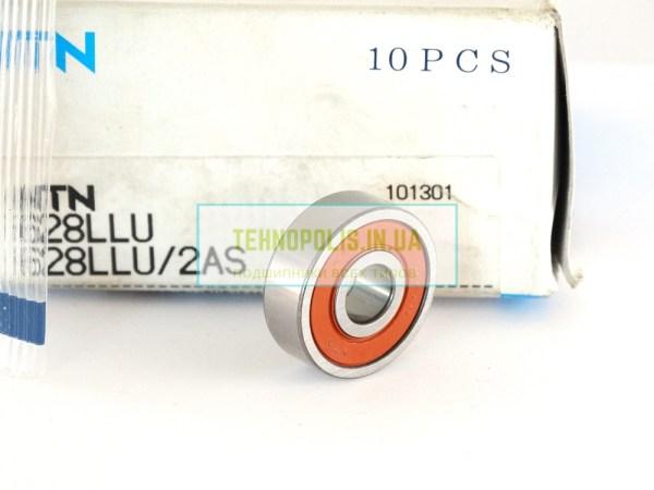 ціна на підшипник 628 LLU (628 2RS)