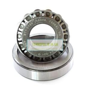 роликовый подшипник 7306 (30306) BT1 - 0730