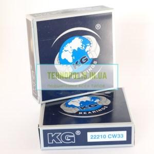 Купити підшипник 22210 CW33 (53510) KG Індія
