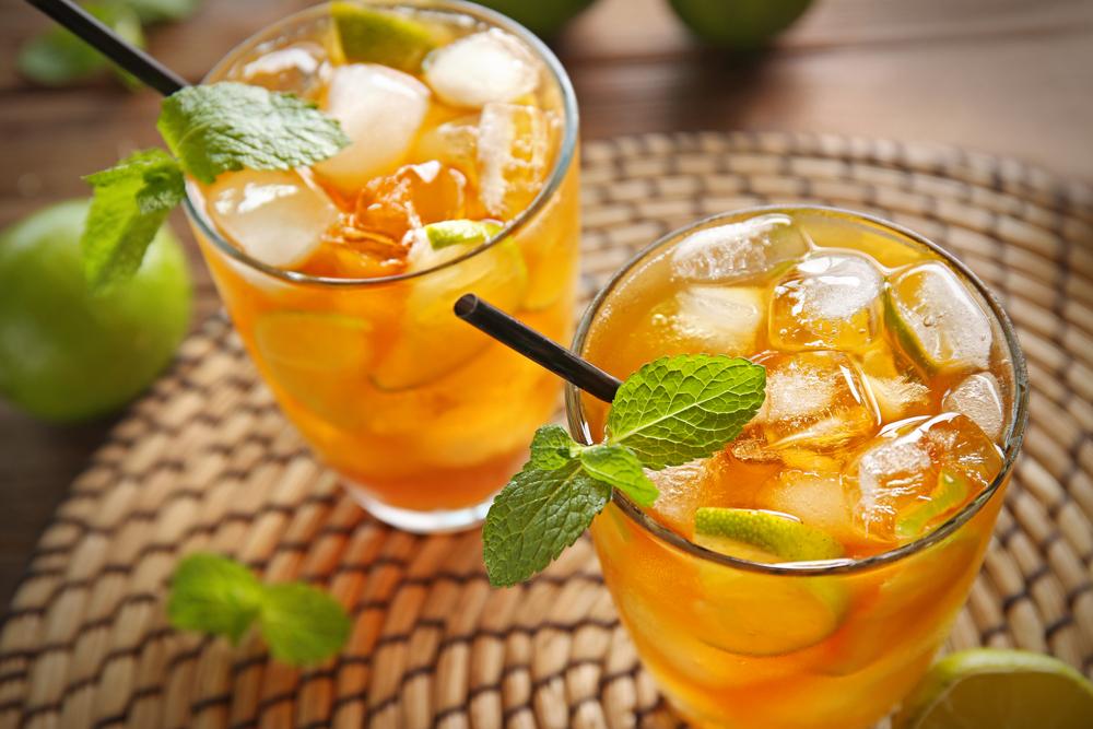 10 Kreasi Minuman Es Teh untuk Berbuka Puasa Bersama Keluarga