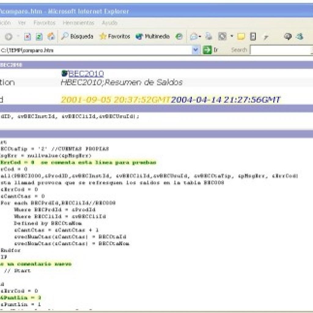 SVT AdminG para desarrollos GeneXus