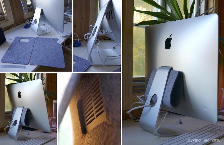 Dampening iMac fan noise (press for fullpixel)