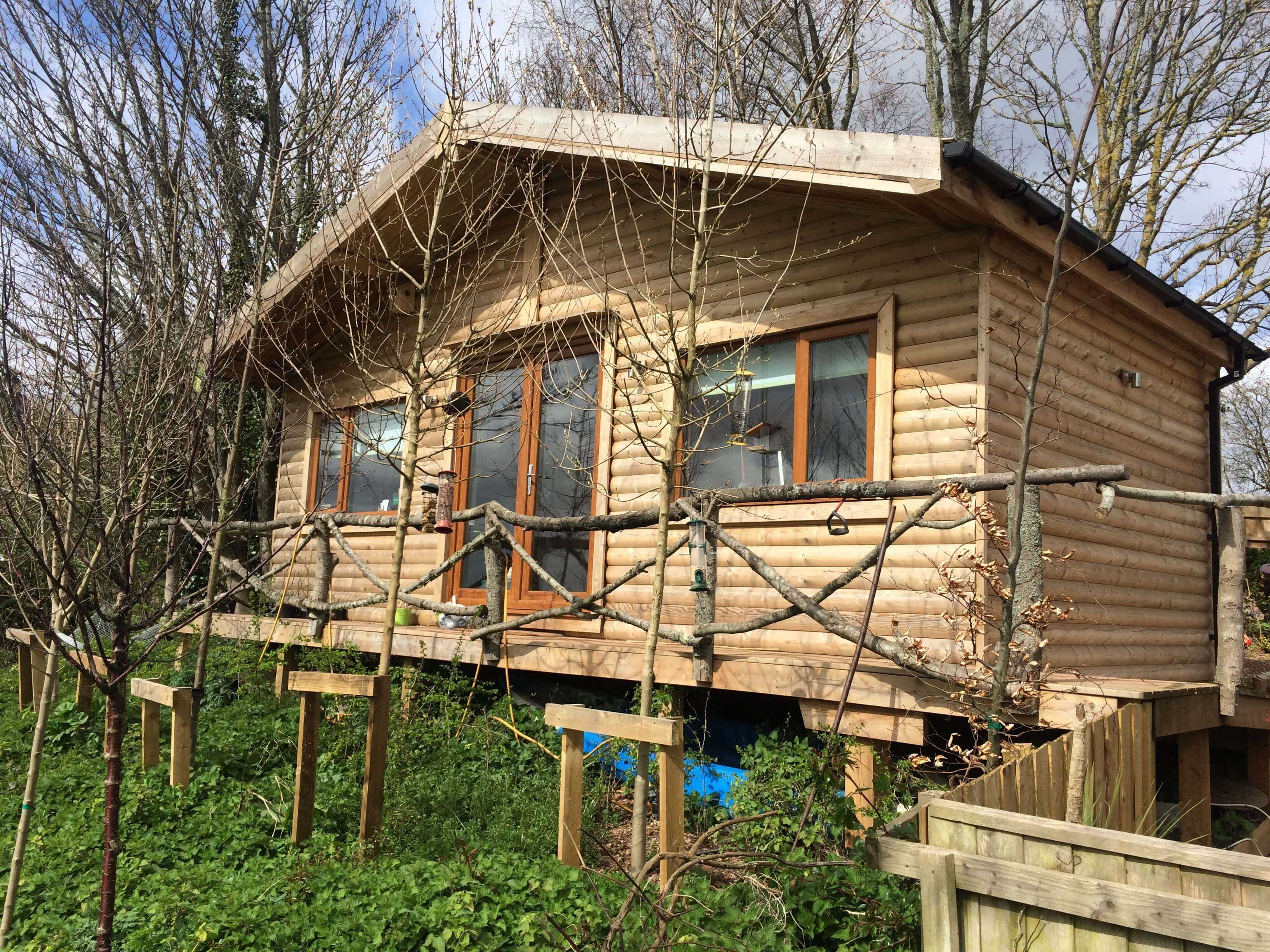 Timber Buildings Amp Garden Offices Teign Trees