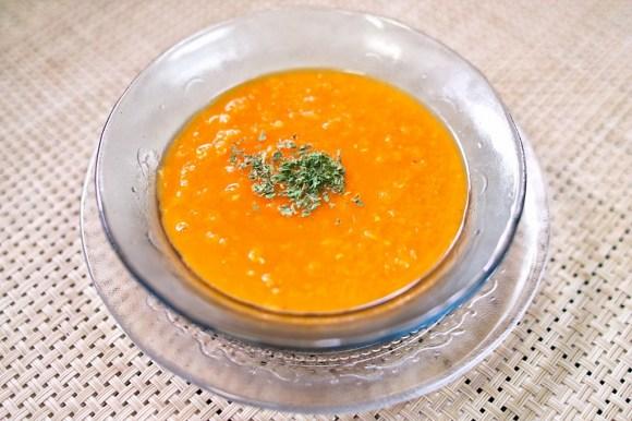 『メルジメッキチョルバス』赤レンズ豆スープの作り方・レシピ