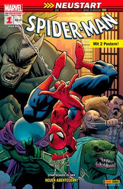 Marvel Neustart Spider Man Deadpool Und Die Avengers Comics Grafische Novellen