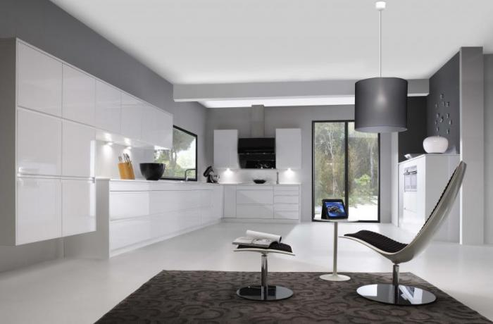 cuisine ilot central design