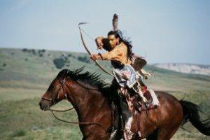 tir a l'arc a cheval