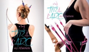 Tir à l'ARC au Feminin