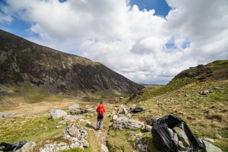 Best Hill walks in wales - cader idris