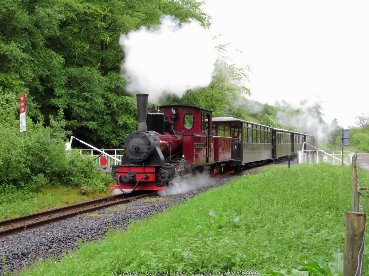 The Heritage Railways of Wales - Brecon Mountain Railway