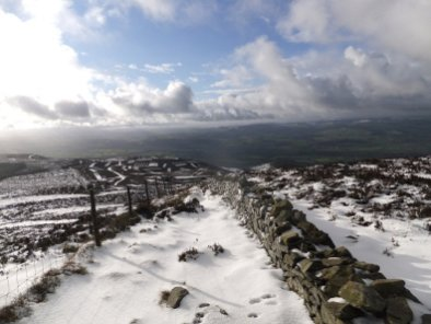 Best Hill Walks in Wales - Moel Famau