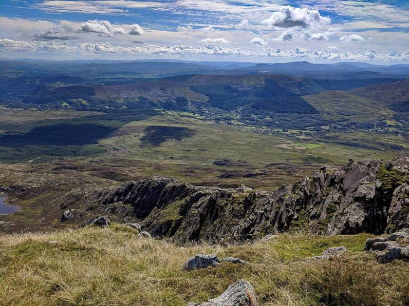 Best Hill Walks in Wales - Moel Siabod