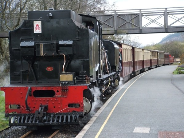 The Heritage Railways of Wales - Welsh Highland Railway