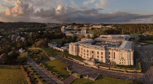 All About Penglais Aberystwyth