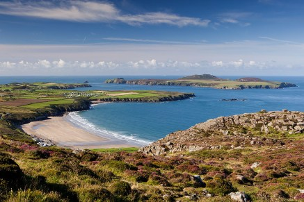 All About St David's - Pilgrims Still Progress To Pembrokeshire