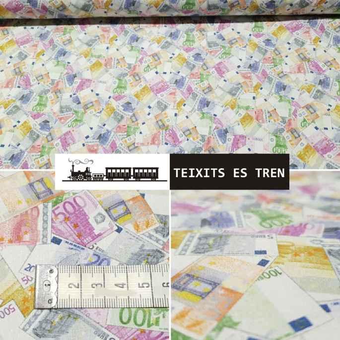 Billetes Moneda Euros