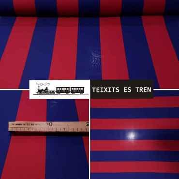 Bandera del Barça FCB ref. 003