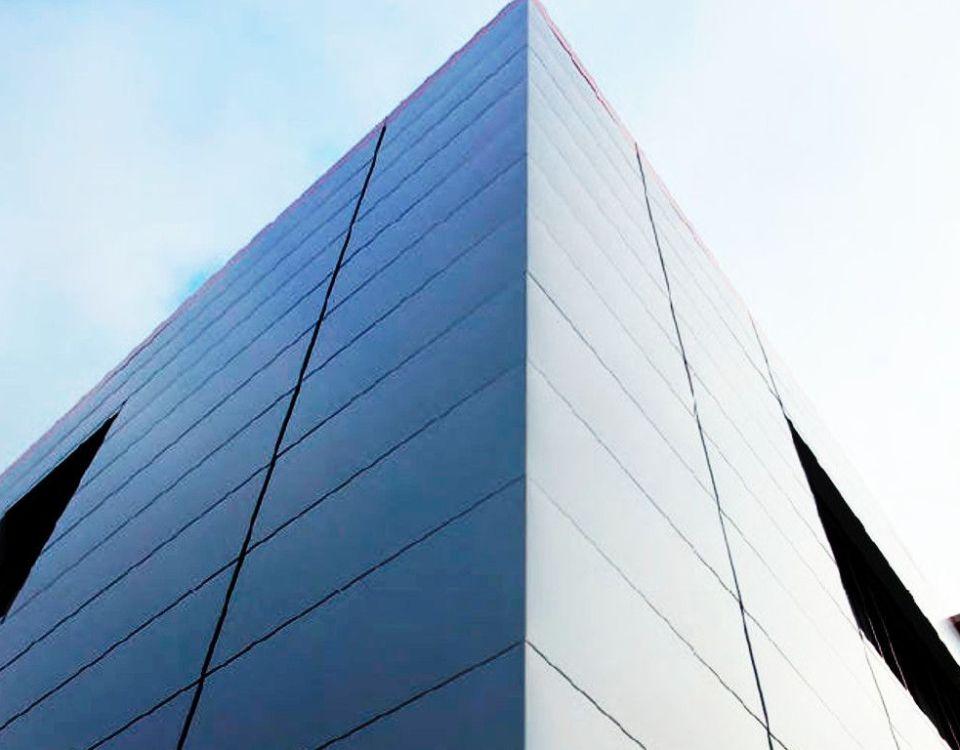 fachadas en marmol, collado villalba