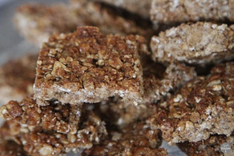 Vegan Cereal Bars