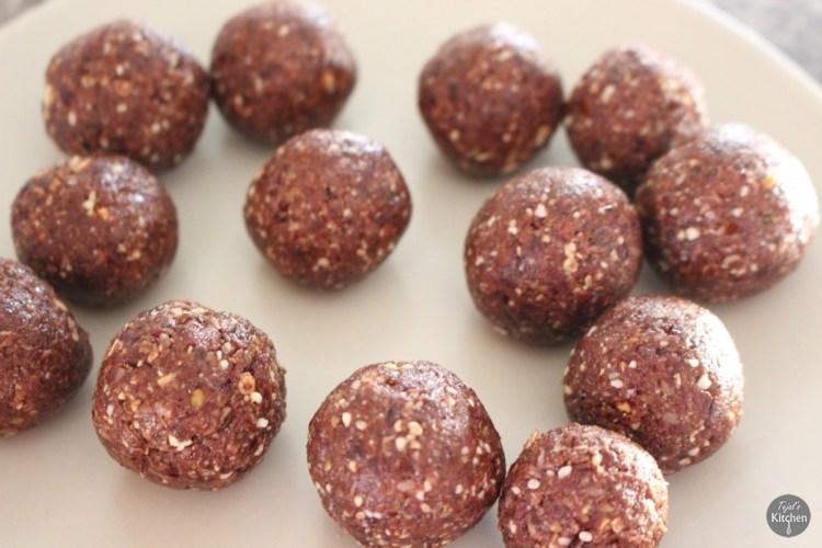 Healthy Vegan Balls