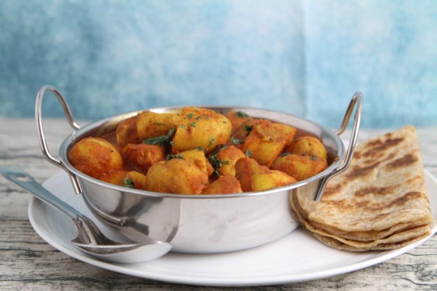 Bombay new Potatoes