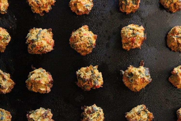 Vegan Vegetable Falafel