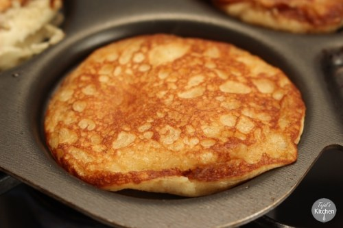 Wholemeal Eggless Pancakes
