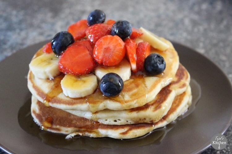 American IHOP Pancakes