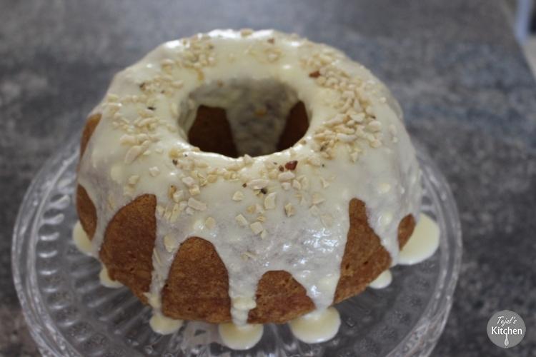 American Carrot Bundt Cake