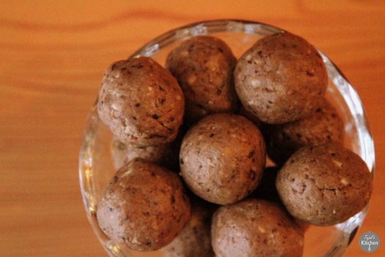 Vegan Protein Healthy Balls