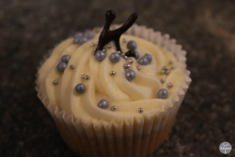 Vanilla Cup Cakes