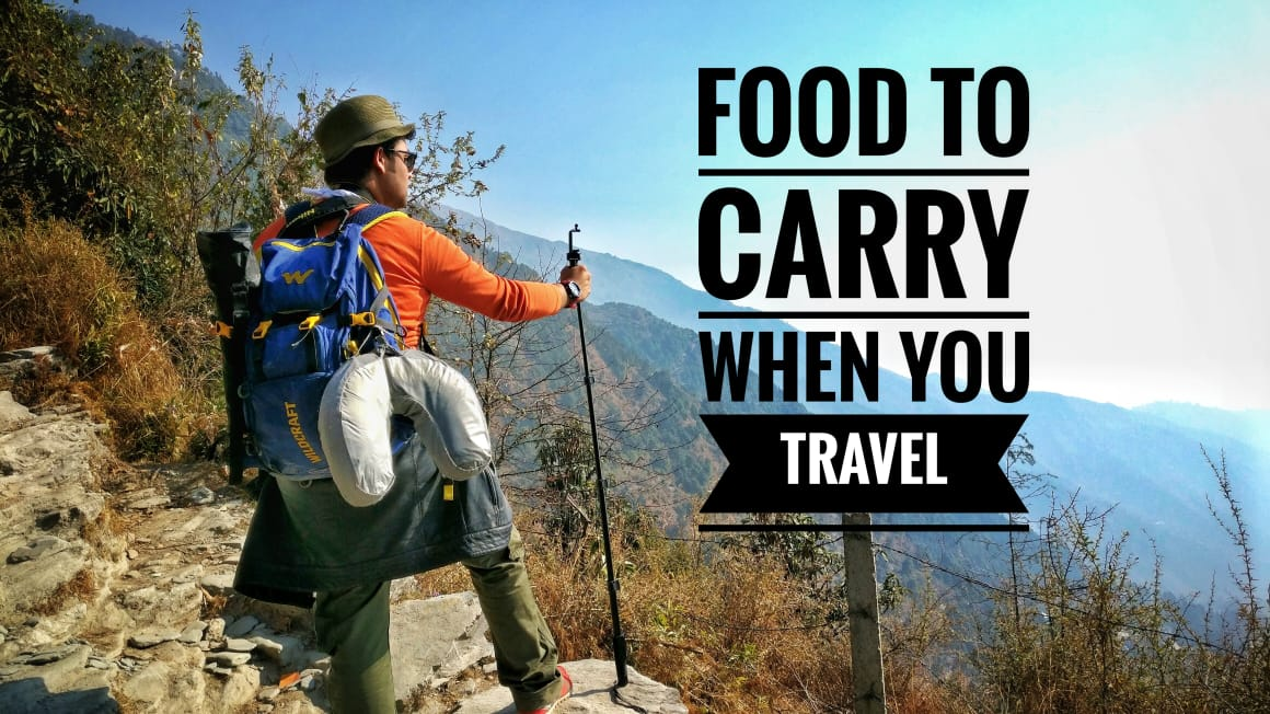 Top 10 Food to Carry When You Travel In Pandemic