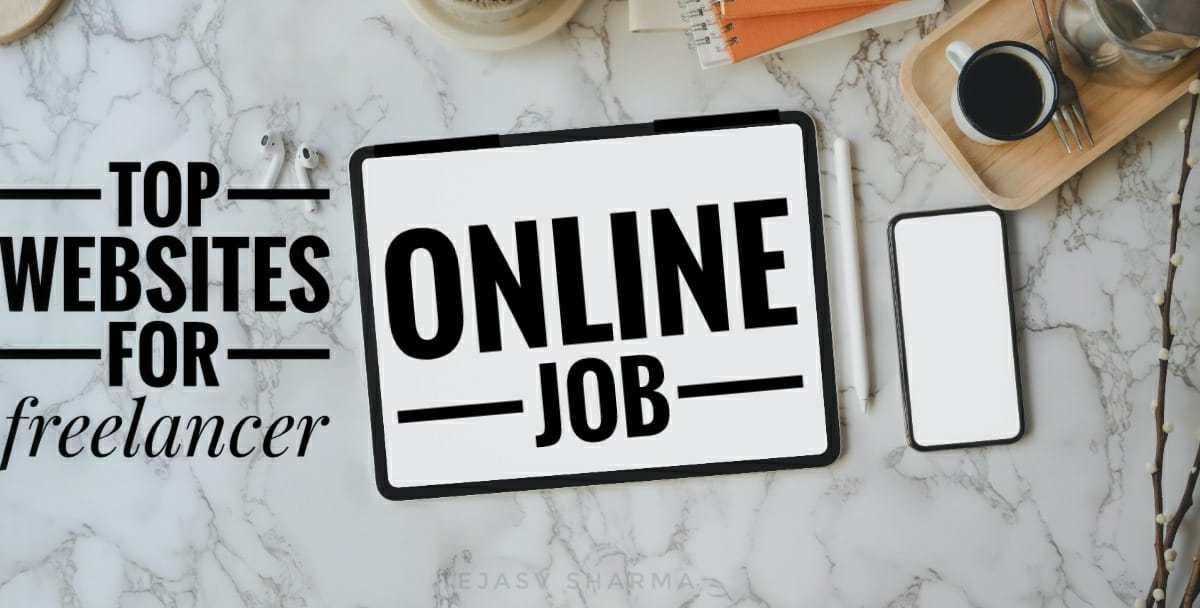 Top 10 Freelance Website To Find Online Jobs