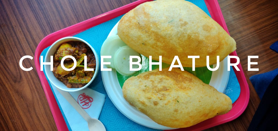 Must-Try Best Chole Bhature In Delhi