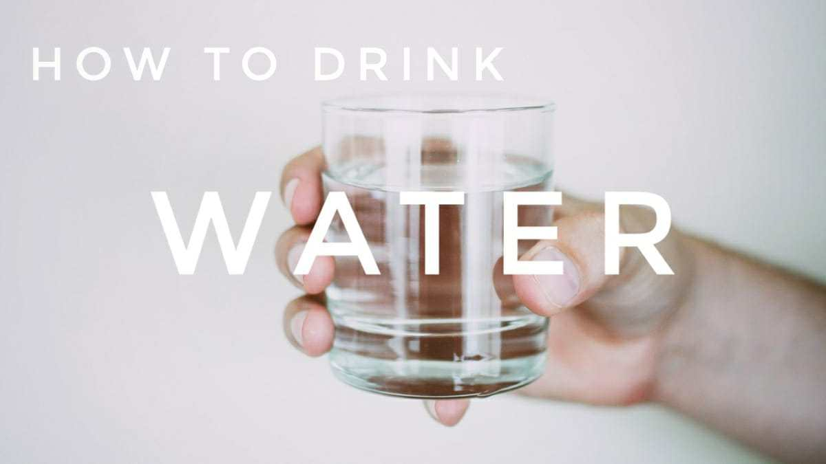 Factors You Can't-Miss While Drinking Water