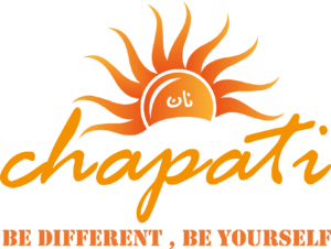 In onze webwinkel: Chapati, Be different, be yourself