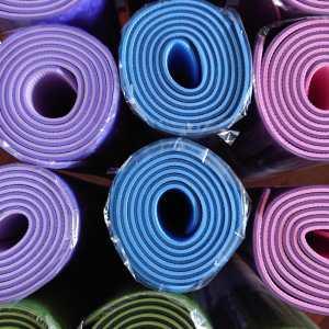 TPE 2 kleur yoga mat
