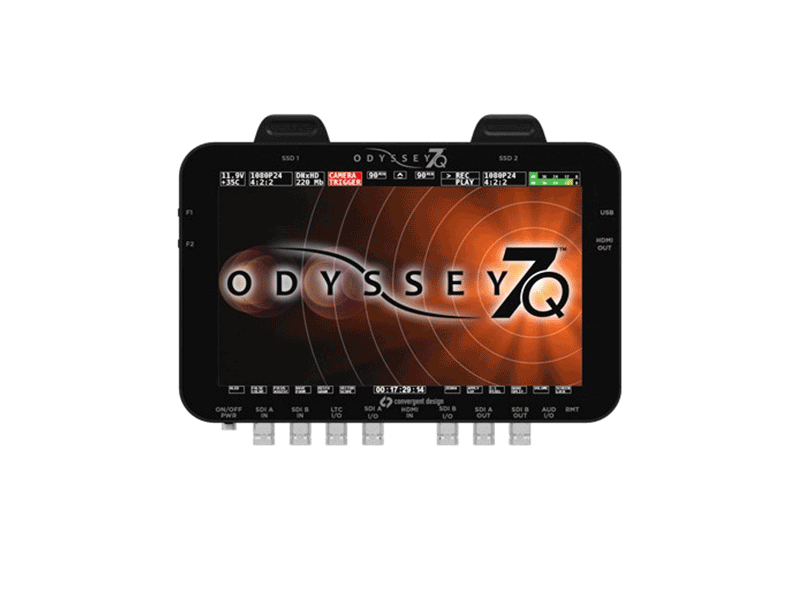 Odyssey 7Q Now Shipping