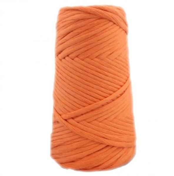 Algodón 3XL Naranja