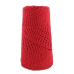 Algodón XL Rojo