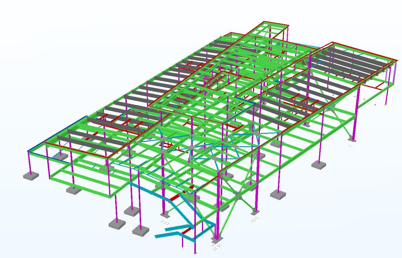 Steel Detailing Australia Structural Steel Drafting