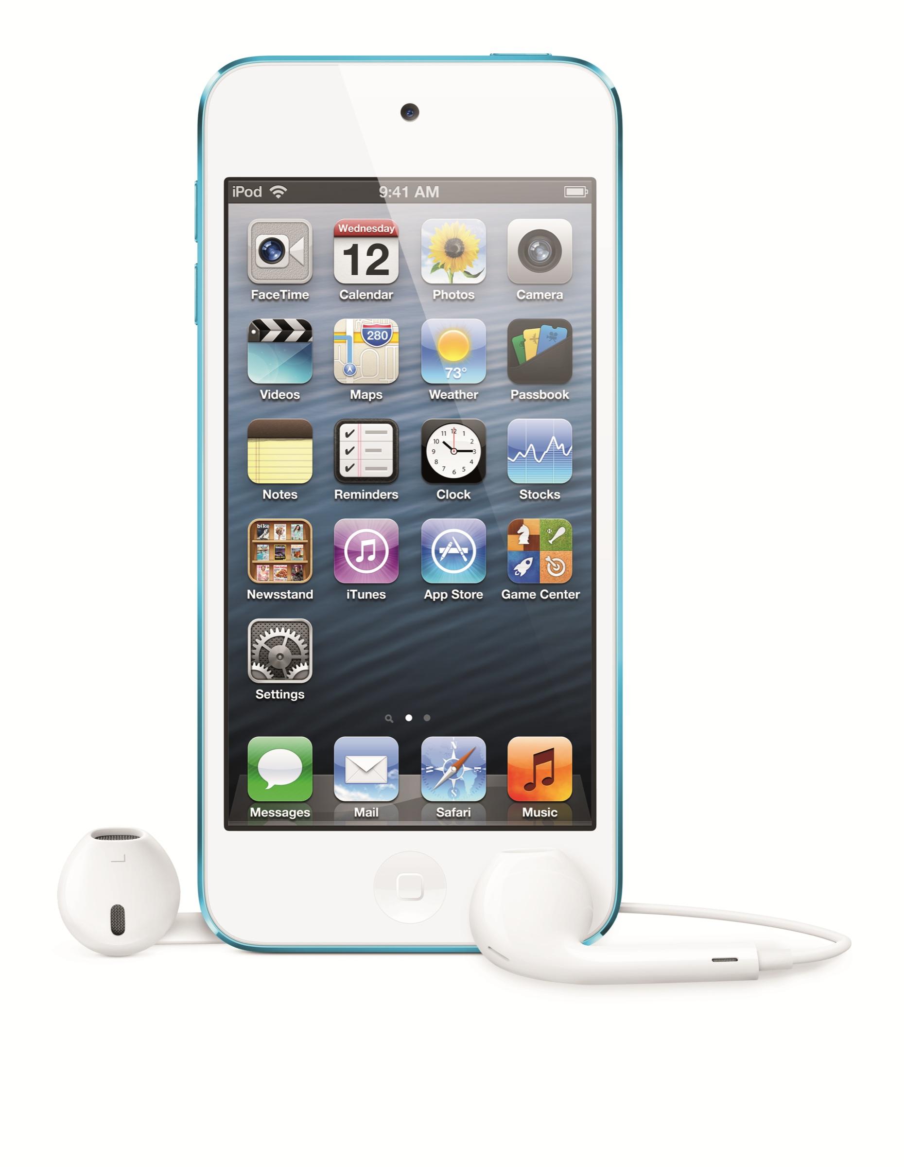 » iPod Nano 7G, Touch 5G, EarPods Tek4.ME