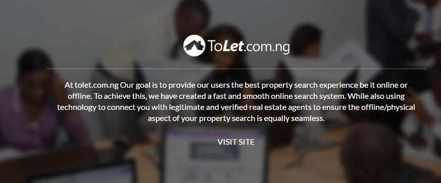 Frontier Digital Ventures invests $1.2M in Nigerian startupToLet.com.ng