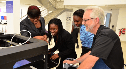 GE Africa seeks the entrepreneurial growth path with GE Garage Lagos