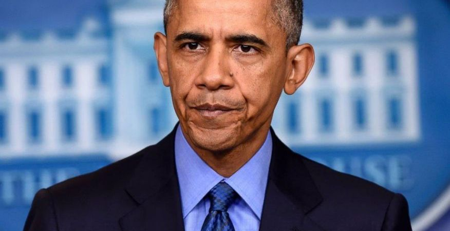 This is Obama's most sensitive action before he departs Jan 20th
